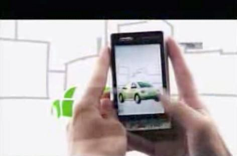 Sony Ericsson video shows two new handset renderings