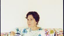 La pièce fétiche: le salon rainbowde Marie-Hélène de Taillac