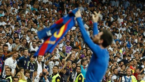 Lionel Messi's Celebration Amid El Clasico Triumph Leads to Barrage of Hilarious New Memes