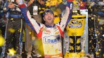 Victory Lane: Jimmie Johnson