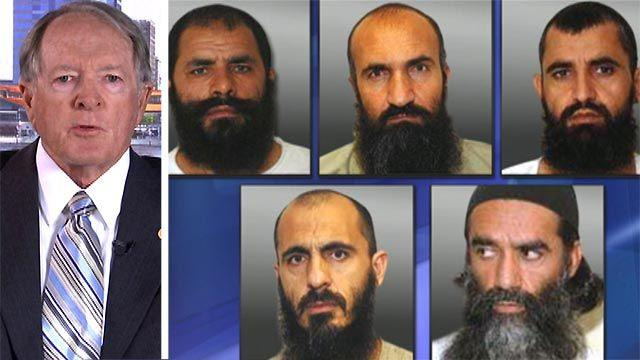 Why the 'Taliban 5' are still a threat to America