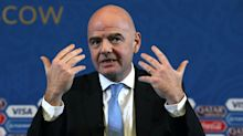 'Nothing remotely criminal has happened' – FIFA stands by Gianni Infantino