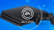 EA Access chega ao PlayStation 4 em 24 de julho