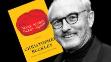 Author Christopher Buckley: 'Everything Trump touches dies'