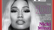 Nicki Minaj and Leonardo DiCaprio Land Time 100′s Most Influential People Covers