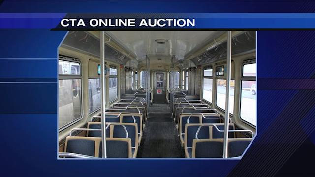 CTA`s online auction begins today