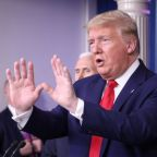 Trump says will ask Congress for more small business funds if money runs out