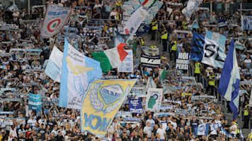 Lazio fans warn women to avoid 'sacred' section