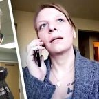 Why This Woman Pretended to Order Pizza When Calling 911 on Mom's Alleged Abuser