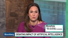 AI Is Still in the Early Innings, RBC's Michal Katz Says