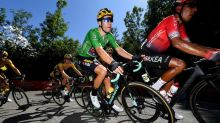 Wout Van Aert inspired by Roglic's strength and confidence