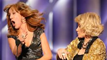 "Kathy Griffin Debuts on ""Fashion Police"""