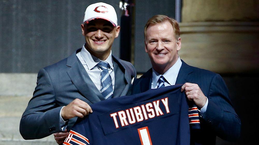 NFL Draft 2017: New Bears QB Mitchell Trubisky explains his 'Go Packers' tweet