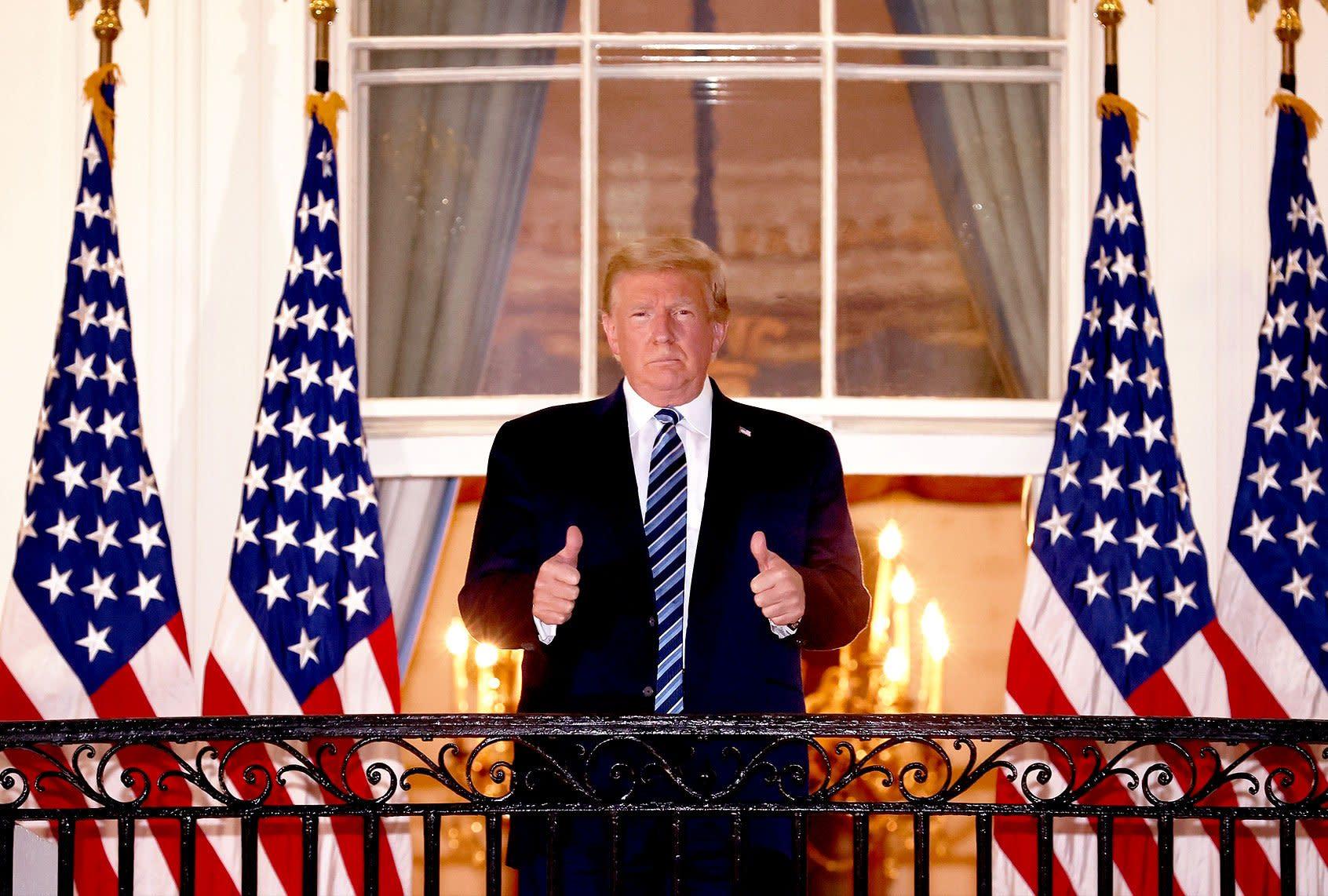 """Sociopathy"": Psychiatrist says Trump's behavior ""meets criteria for a locked psychiatric facility"