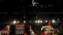 'You make a mistake, you die': Daring but deadly world of freestyle motocross