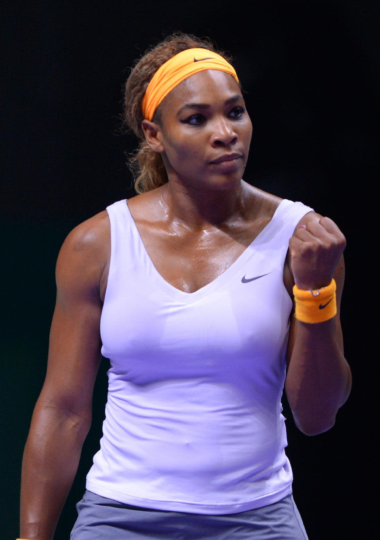 Sony Open: Serena Williams beats Li Na to win 7th title