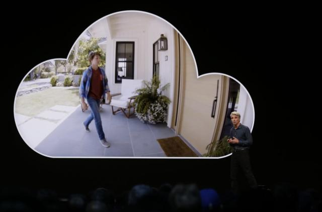 Apple's HomeKit adds security to routers and streaming cameras