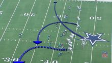 How Cole Beasley led Dallas Cowboys to victory in Week 6 | Baldy's Breakdowns