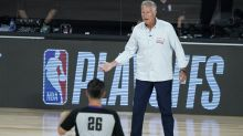 Kendrick Perkins rips Brett Brown for lineup changes ahead of Celtics-76ers Game 2