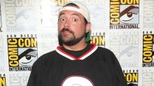 Kevin Smith jokes about being mistaken for Kevin James in sweet get well gift following his heart attack
