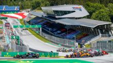 'Lousy' Weather Wipes Out Austrian Grand Prix Practice, Threatens Qualifying