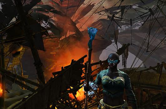 Flameseeker Chronicles: Guild Wars 2's Gates of Maguuma is a leap forward