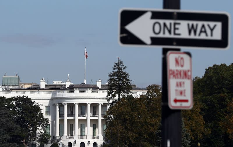 Trump's election night party will be held at the White House, official says