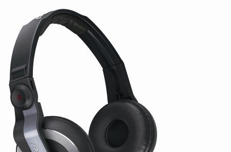 Pioneer HDJ-500T-K cans uncoil, answer your phone calls