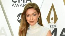 Pregnant Gigi Hadid Ditches Her Signature Blonde Hair in New Selfie