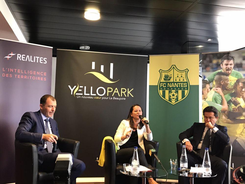 Le nouveau stade du FC Nantes devrait être prêt en 2022