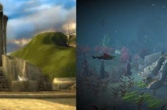 Fan documents visual changes between Guild Wars and Guild Wars 2
