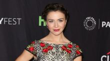 Caterina Scorsone reveals she changed her mind about her daughter's name four months after her birth