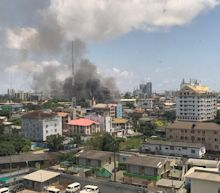 'I pretended I was dead': Chaos and violence grip Lagos as End Sars protesters continue to defy curfew