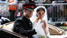 Harry, Meghan confess they didn't actually marry in secret