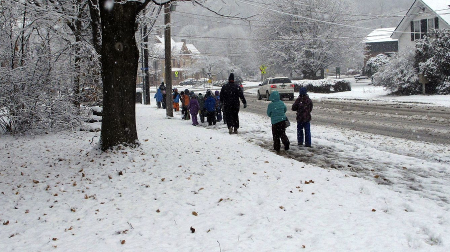 Northeast braces for first winter storm of season