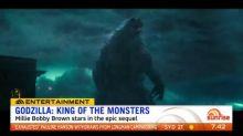 First look at new Godzilla movie