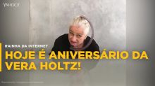 Sucesso na web, Vera Holtz completa 65 anos