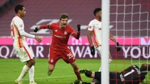 Thomas Muller salvages Bayern Munich point in six-goal thriller against Leipzig
