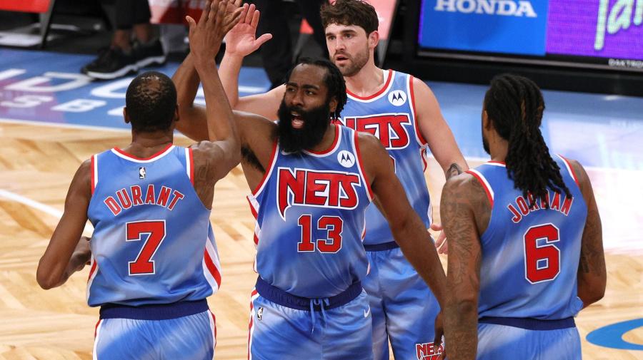 Brooklyn Beard makes statement in Nets debut