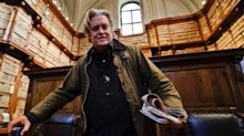 Bannon descends on Rome, sowing chaos