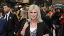 Joanna Lumley felt pressured into appearing topless