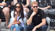 Prince Harry and Meghan Markle: 1st official public appearance as a couple