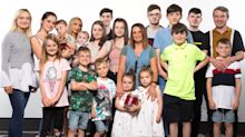 Britain's biggest family show off huge chocolate Easter egg haul after welcoming 22nd child
