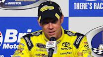 Kenseth recalls the finish and Chase berth