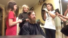 Here's why Jase from 'Duck Dynasty' just shaved off his beard