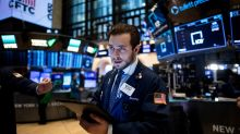 Stock market news live: Stocks end lower as China virus rattles markets; Netflix and IBM top expectations