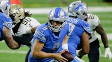 Matthew Stafford's struggles glaring in Detroit Lions' loss to Saints: Reaction