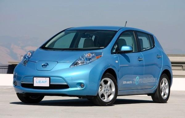 Nissan Leaf, GE WattStation embroiled in charging damage shocker, invite other EV puns (update: full GE statement)