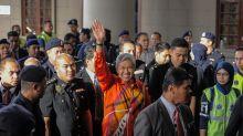 The raft of money-laundering charges against Umno president Zahid Hamidi