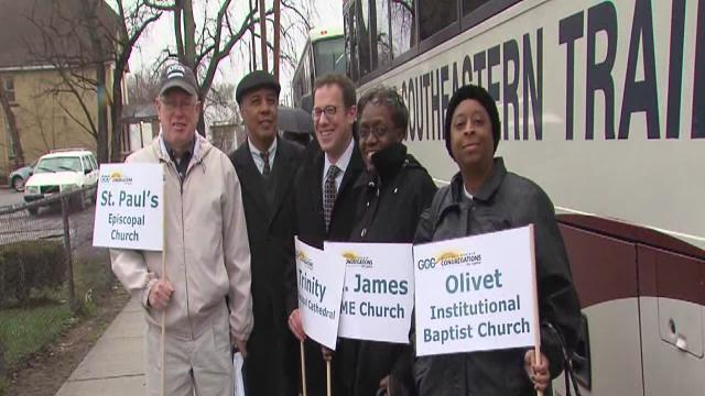 Rally to expand Medicaid benefits